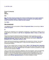 Reply To Job Offer Letter Coachdave Us