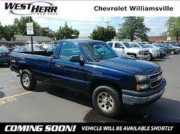 Used 2007 Chevrolet Silverado 1500 For Sale | Williamsville NY