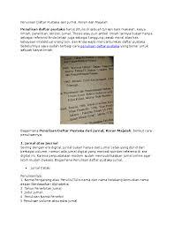 Salah satu jenis jurnal yang kerap dibuat adalah jurnal penelitian dari skripsi, yang termasuk agenda wajib mahasiswa akhir yang sudah melakukan penelitan skripsi. Contoh Penulisan Jurnal Skripsi Contoh Soal Dan Materi Pelajaran 8