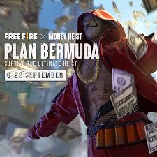 Free Fire X Money Heist New Lobby Song ...