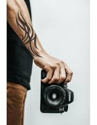 Tribal Motiv Velké Nalepovací Tetování