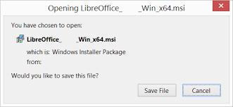 Windows | LibreOffice - Free Office Suite - Fun Project - Fantastic ...