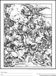 Small Picture Advanced Coloring Page Classic Art Adult Coloring pages