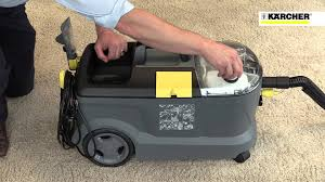 upholstery cleaning machine. Karcher PUZZI 10/1 \u0026 10/2 Commercial Spray Extraction Carpet Upholstery Cleaners - YouTube Cleaning Machine I