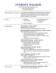 golf professional resume golf professional resume barca fontanacountryinn com