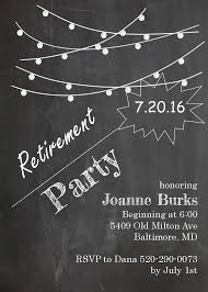 Save The Date Retirement Party Template Omg Invitation