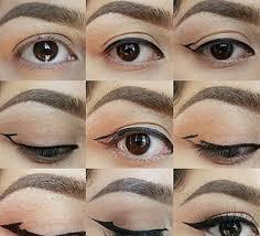 9 makeup tricks women droopy lids 4