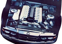 watch more like v16 engine bmw s secret 7 series model e32 prototype 6 7l v16 engine
