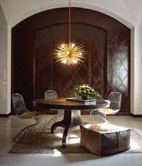 available at jaysonhome com cosmo chandelier billie dining table et tuffet
