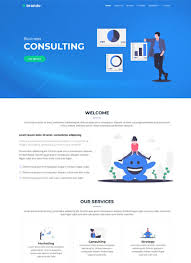 Free Business Templates Best Corporate Business Website Templates Free Download 2019