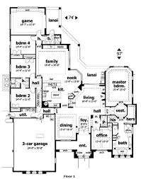 550 best dream home images on pinterest dream house plans, house House Plans With 3 Car Garage Apartment 550 best dream home images on pinterest dream house plans, house floor plans and dream houses 3 Car Garage with Apartment Floor Plans