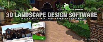 Small Picture VizTerra 3D Professional Landscape Design Software
