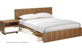 blu dot modulicious twin bed  hivemoderncom