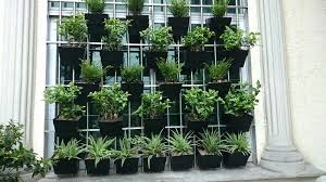 plant pot liners captivating wall hanging flower pots or vertical gardening decorative planters and ceramic plant