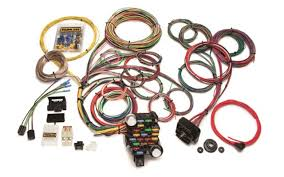 painless wiring 20104 18 circuit universal wiring harness ebay summit 18 circuit wiring harness painless wiring 20104 28 circuit classic plus customizable muscle car harness