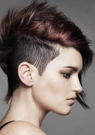 glam punk hair styles 2016