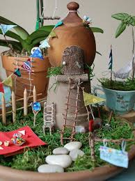 make an indoor fairy garden