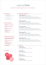 Free Simple Cv Format Template In Psd Word Good Resume