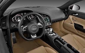 audi r8 spyder interior.  Audi Audi R8 Spyder Throughout Interior E