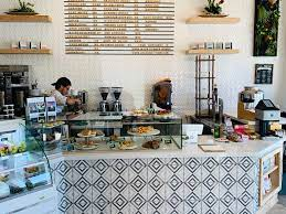 If someone pulls open the front door of your store, and they so how should you go about designing your coffee bar? A Buzzy Sip At A Cbd Coffee Shop In West U Plus Downtown Italian Soul Culturemap Houston