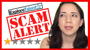 pt 1 of 2 explore talent scam