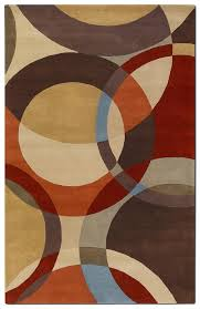 good red accent area rugs for with orange rug white swirls accents ideas home target