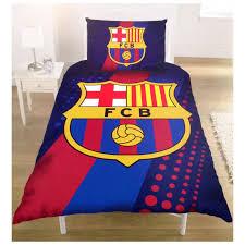 Man Utd Bedroom Accessories Barcelona Bedding And Bedroom Accessories Boys Football New Ebay