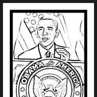 Small Picture Laurie Meades laurieslegends first family obama coloring pages