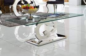 8 modern coffee tables with glass top