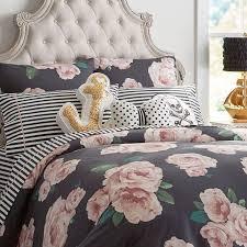 the emily meritt bed of roses bedding