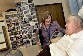 Watchdog finds joy in visiting nursing homes – Orange County Register
