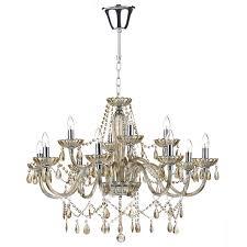 raphael 12 arm crystal chandelier light rap1206