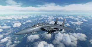 f 15 for microsoft flight simulator