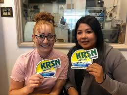 KRSN AM1490 - Wendi Wolfe and Jade Lovato of Los Alamos... | Facebook