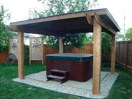 hot tub shelters gazebo wood gazebo hot tub shelter with fir posts outdoor wood structures wood gazebo plans home decorations ideas for