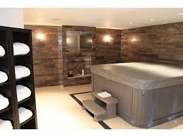 basement hot tub. Hot Tub Room Ideas   Basement And Steam Room. Pinterest