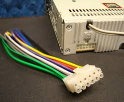 dual stereo wire harness pin radio power plug cd mp tape dual stereo wire harness 12 pin radio power plug cd mp3 tape player us seller