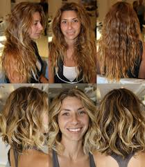 Hair Style Before And After before and after beautiful curly beachy hair ramirez tran salon 4153 by wearticles.com