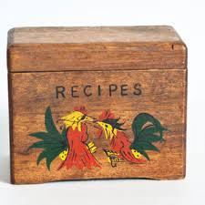 Decorative Recipe Box Best Decorative Recipe Cards Products on Wanelo 98