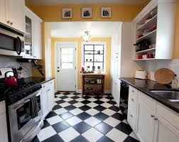 White Floor Tiles Kitchen Black And White Kitchen Tiles Outofhome