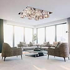 office pendant lighting. lightinthebox k9 crystal flush mount with 9 lights in square shape modern home ceiling office pendant lighting