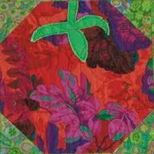 52 best Free Quilt Block Patterns images on Pinterest | Quilt ... & Tomato Block: FREE Easy Garden-Favorite Quilt Block Pattern. Mccall's ... Adamdwight.com