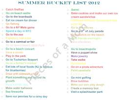 summer bucket list challenge link up with life without pink