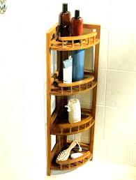 corner shower caddy teak. Delighful Teak Teak Corner Shower Caddy Caddies  Design   On Corner Shower Caddy Teak L