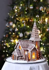gingerbread church