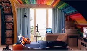 21 awesome ideas adding rainbow colors to your home d cor