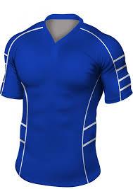 royal blue rugby shirt shorts socks style