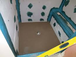 Part Tiled Bathrooms Marble Carrara Tile Bathroom Part 1 Preparing For Tile Install