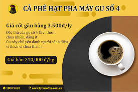 Cà phê hạt espresso - Mua cafe hạt pha máy rang kiểu Espresso