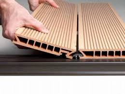 tongue and groove composite decking. Composite Material Tongue And Groove Exterior Decking O